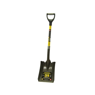 "Roughneck Square Shovel 36"" D Handle"