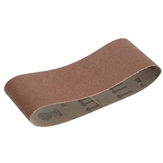 Faithfull Cloth Sanding Belt 610mm x 100mm x 60g