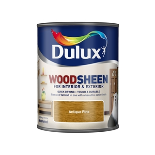 Dulux Water Based Woodsheen Antique Pine 750ml