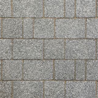 Rio Paviors 3 Size Project Pack 10.75m² Grey