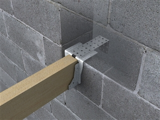Galvanised Joist Hanger Speedy ST Timber To Timber 88mm