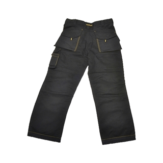 Roughneck Black Holster Trousers 38W 31L