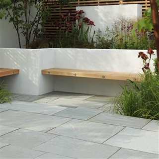 Trustone Paving 5 Size Project Pack 11.7m² Fellstyle