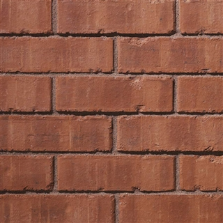 65mm Carlton Weathered Red Brick