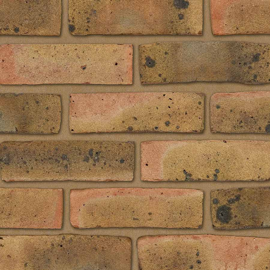 65mm Ibstock Ashdown Coleridge Yellow Facing Brick