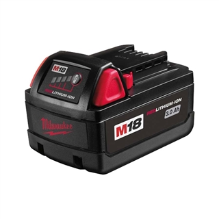 18V 3.0Ah Red Lithium Ion Battery