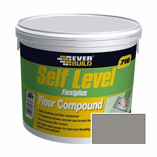 Everbuild 710 Self Level Flexi Plus Tub 10kg