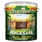 Cuprinol CX Less Mess Fence Care Rustic Brown 6 Litre image 0