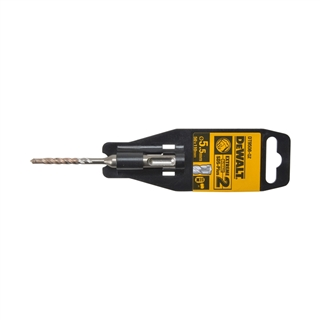 DeWalt Extreme 2 SDS Plus Drill Bit 5.5mm x 110mm