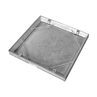 Infill Internal Recessed Tray Manhole Cover 300mm x 300mm x 58mm Depth