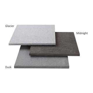 Arctic Granite Paving 600mm x 300mm x 25mm Midnight