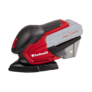 Einhell Power X Change Sander 18V Bare Unit Only