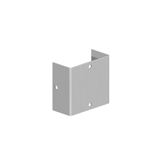 Birkdale Fencemate Panel Fixing Clips 45mm x 50mm