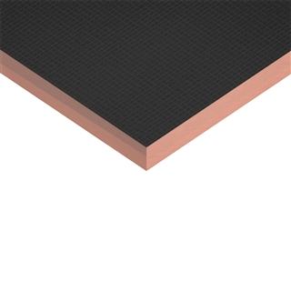 Kingspan Kooltherm K15 Rainscreen Board 2400mm x 1200mm x 50mm Black
