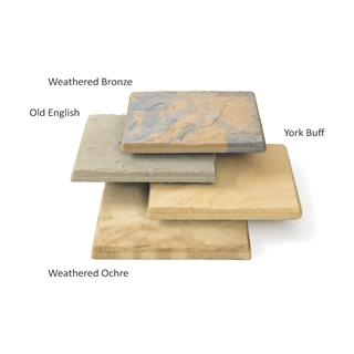 Yorkstone NEXTpave Paving Project Pack 5m² Weathered Bronze