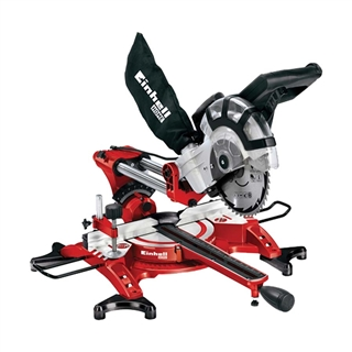 Einhell Double Bevel Crosscut Mitre Saw 210mm 1500W 240V