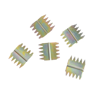 Roughneck Scutch Combs 25mm (1in) (Pack of 5)