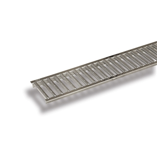 ACO Complete The Look Polished Stainless Steel Grating