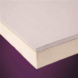 Ecotherm Eco-Liner PIR Insulated Plasterboard 2440mm x 1200mm x 37.5mm