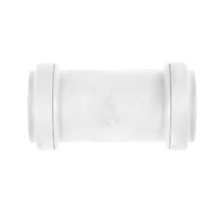 Polypipe Push-Fit Waste 32mm Universal Waste Coupler White UWC32