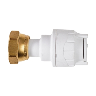 """Polyfit 15mm x ¾"""" Straight Tap Connector FIT71534"""