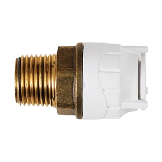 """Polyfit 22mm x ¾"""" Male BSP Adapter FIT4322"""