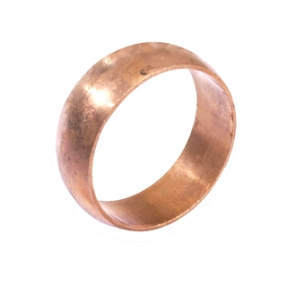 Compression Fitting Brass Olive 28mm