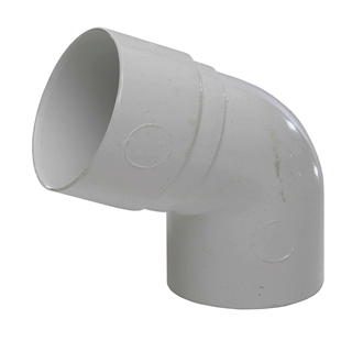 Polypipe Rainwater Round Pipe 50mm Bracket Grey RM326