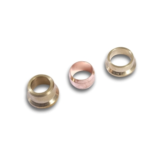 Compression Fitting Reducing Set 15mm x 10mm