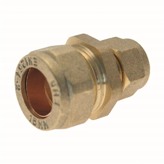 Compression Fitting Reducing Connector 28mm x 22mm