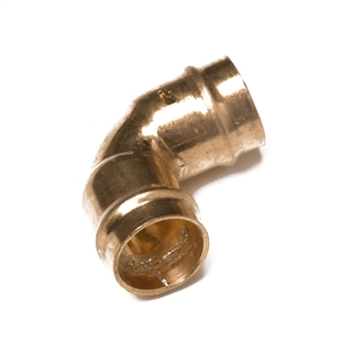 Solder Ring Fitting Elbow 8mm