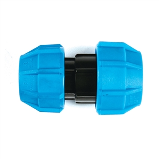 Polyfast MDPE Reducing Coupler 25mm x 20mm 40625