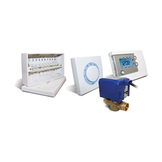 Salus Unvented Heating Control Pack CP122