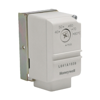 Honeywell Strap On Cylinder Thermostat L641A1039