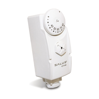 Salus Cylinder/Pipe Thermostat CT100