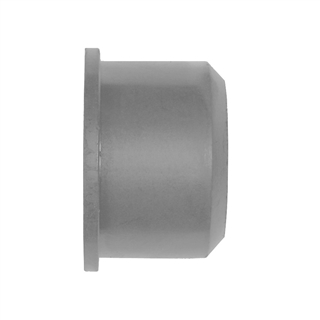 Polypipe Push-Fit Waste 32mm x 50mm Reducer Grey WP70