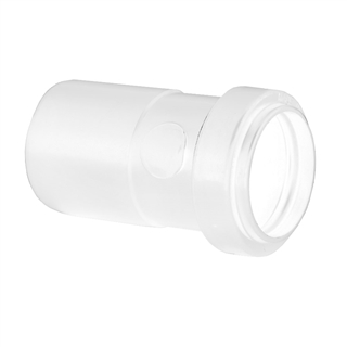 Polypipe Push-Fit Waste 40mm x 32mm Reducer White WP27
