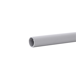 Polypipe Push-Fit Waste 32mm 3m Pipe Grey WP11