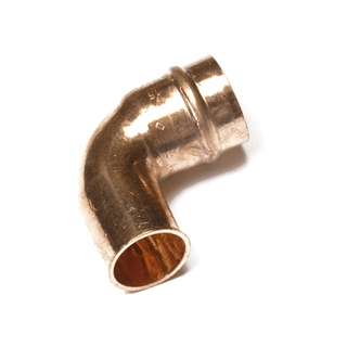 Solder Ring Fitting Street Elbow 28mm