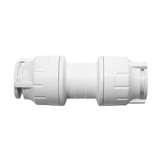 Polyfit 22mm Straight Coupler FIT022