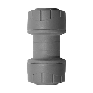 Polyplumb 10mm Straight Coupler PB010