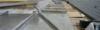 Milled British Lead Flashing/Sheet Code 4 6m x 300mm 37kg