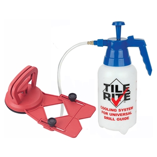 Tile Rite CSG242 Cooling System & Universal Guide (Boxed)