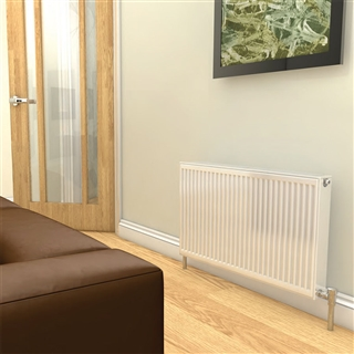 600mm x 1200mm Henrad Double Convector Radiator