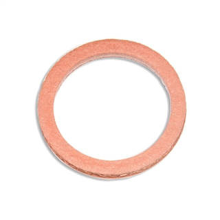 Fibre Fixing Washers Red ½""