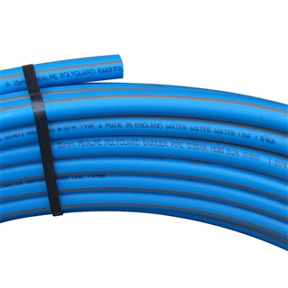 Polyguard Pipe 25mm x 50m Coil PGP2550
