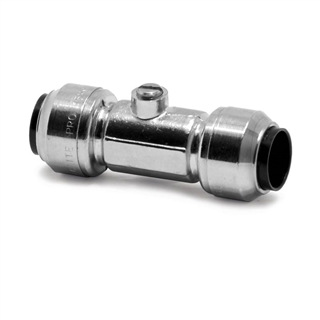 Tectite Push-Fit Fitting Isolation Valve 15mm