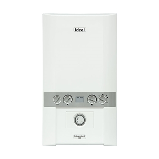 Ideal Independent C Combi Boiler 30kW with Clock and Horizontal Flue 210820