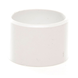 Polypipe Solvent Weld Waste 32mm Socket Plug White WS44