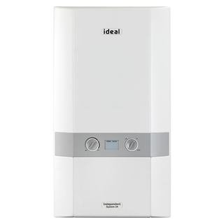 Ideal Independent S 18kW System Boiler with Flue 210840